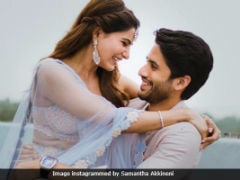 Samantha Ruth Prabhu Posts Pic Of Naga Chaitanya From Their Honeymoon