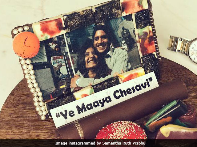 Samantha Ruth Prabhu Posts Pic Featuring Naga Chaitanya Days Before Wedding