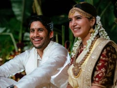Samantha Ruth Prabhu And Naga Chaitanya Married - Happily Ever After. See Pics.