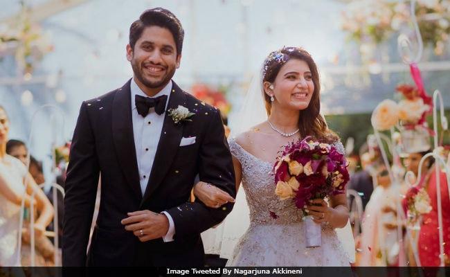 Inside Samantha Ruth Prabhu And Naga Chaitanya's Christian Wedding