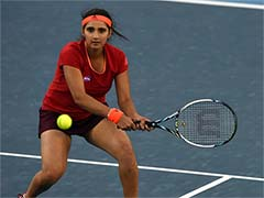 Sania Mirza To Remain Out Of Action For Two More Months