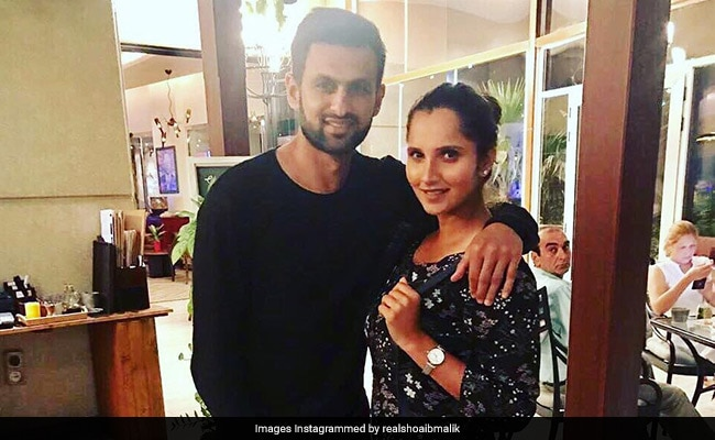'Chalen?' Asks Sania Mirza After Shoaib Malik Wins Bike. But, A Problem