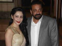 Sanjay Dutt, Maanyata's Diwali Party Guest-List Included Aamir Khan, Salman Khan