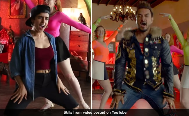 Secret Superstar: Sanya Malhotra Enjoyed Making Aamir Khan Dance To Sexy Baliye This Much