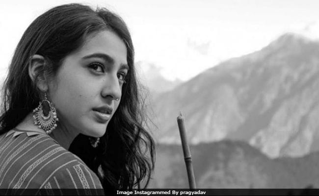 The 'Ever So Beautiful' Sara Ali Khan In A Pic From Kedarnath. Seen Yet?