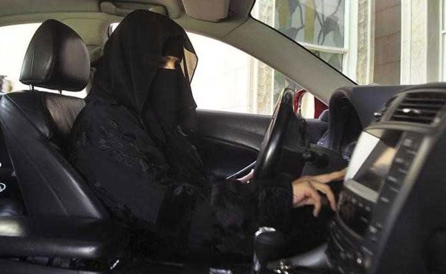 Now, Saudi Arabia Allows Women To Drive Trucks, Ride Motorcycles