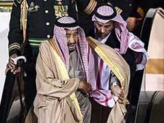 बीच रास्ते में बंद हो गई सऊदी के राजा की सोने की 'सीढ़ी', वीडियो हुआ वायरल