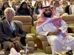 'Open To All Religions,' Says Saudi Prince. Investors Burst Into Applause