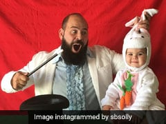 This Dad's Hilarious Pics With His Daughter Will Make Your Day