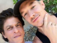 Shah Rukh Khan And Diplo Bring The Party To Mannat For Suhana, Aryan
