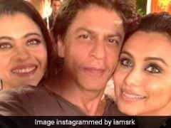 काजोल-रानी, आलिया-करिश्मा के साथ शाहरुख खान ने साझा की तस्वीर और कहा...
