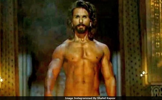 Shahid Kapoor Was Only Promoting Padmavati. Trolls Made It About Ranveer Singh