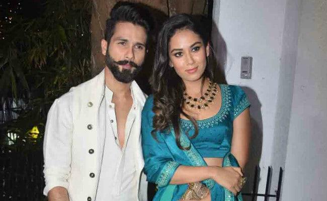 Misha Kapoor Celebrates Diwali With Shahid Kapoor And Mira Rajput