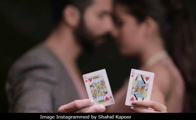 Mira Rajput Is The 'Queen' Of Shahid Kapoor's Photo With Adorable Caption