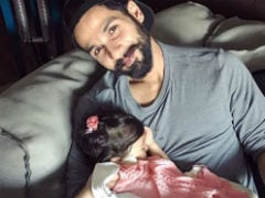 Shahid Kapoor's Pic With Daughter Misha Is Cute Beyond Words