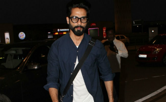 Batti Gul Meter Chalu Is Shahid Kapoor's Diwali Gift For You. Details Here