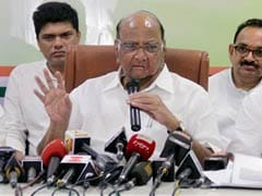 'BJP Scared Of Rahul Gandhi': Sharad Pawar Follows Up Praise For Congress