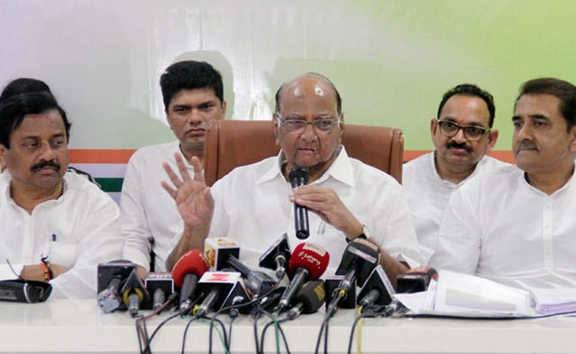"""Malegaon Accused Will Be In Parliament"": Sharad Pawar On Pragya Thakur"