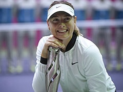 Maria Sharapova Fights to First Title Since Drugs Ban
