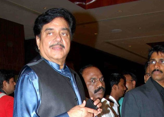 Why Suppress Allegations, Says Shatrugan Sinha About Amit Shah's Son
