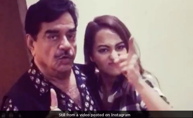 Ittefaq: Sonakshi And Dad Shatrughan Sinha 'Say No To Spoilers' Ahead Of Film's Release