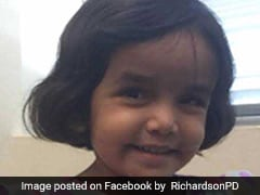 Indian 3-Year-Old's Body Released By US, Petition For Interfaith Burial