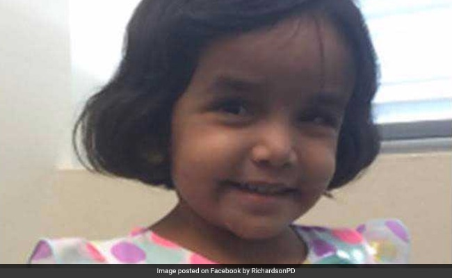 Sherin Mathews' Body Sent To Funeral Home By US Authorities: Report