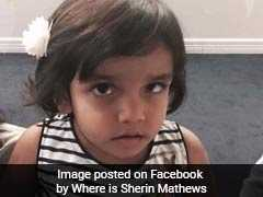 US Police Find Body, 'Most Likely' Of Missing 3-Year-Old Indian Girl