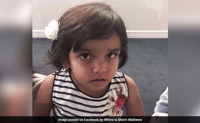 Indian Girl Sherin Mathews Died Of 'Homicidal Violence' In US, Reveals Autopsy