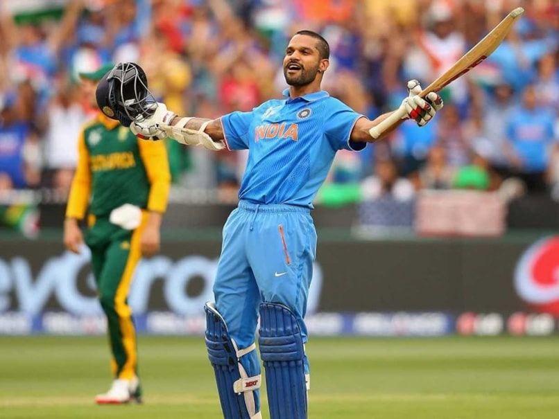 Shikhar Dhawan Reveals The Secret Behind India