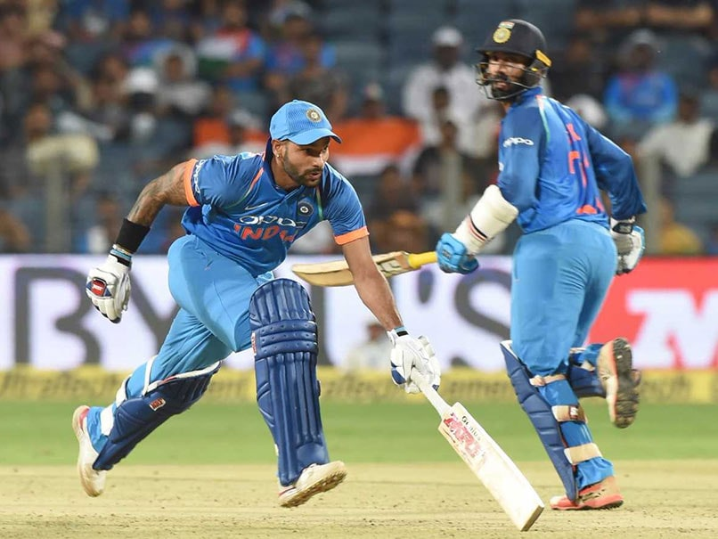 Shikhar Dhawan, Dinesh Karthik Lead Hosts To 6-Wicket Victory Over New Zealand
