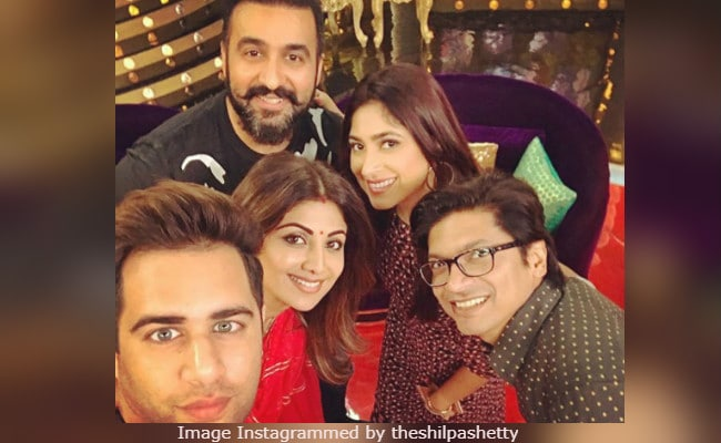 Karva Chauth 2017: Inside Shilpa Shetty's Celebrations. See Pic