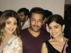 Diwali 2017: Inside Shilpa Shetty, Salman Khan's 'Happy' Celebrations