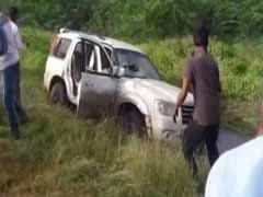 Shiv Sena Leader Questioned After His Car Allegedly Runs Over 2 Schoolgirls In Maharashtra