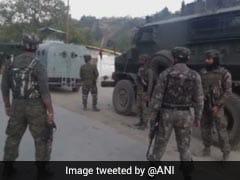 जम्मू-कश्मीर में सुरक्षा बलों को बड़ी कामयाबी, चार आतंकी ढेर