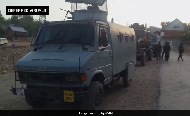 Top Hizbul Recruiter In Kashmir Killed In Gunbattle With Security Forces