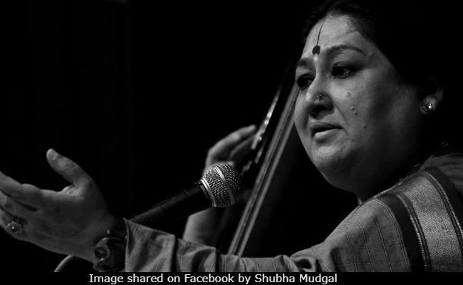 Shubha Mudgal Writes To Smriti Irani After 'Unauthorised' Airing Of Concert