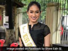 Myanmar Beauty Queen Dethroned 'After Posting Rohingya Video'