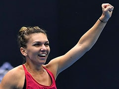 Simona Halep Powers To Number One And China Open Final