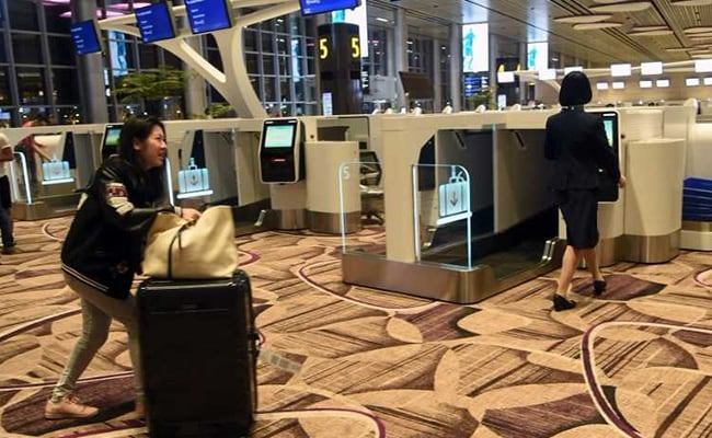 In This High-Tech Airport, Check In And Board Without Talking To Staff