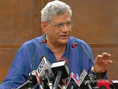 CPI(M) Open To Ally With Anti-BJP Parties: Sitaram Yechury