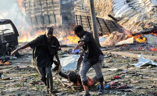 More Than 200 People Killed In Somalia Bombing
