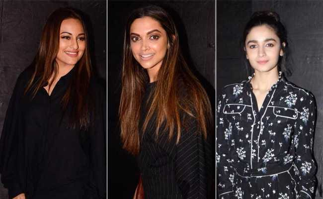 दीपिका पादुकोण ने देखी आमिर खान की 'सीक्रेट सुपरस्टार', आलिया-सिद्धार्थ भी स्क्रीनिंग पर पहुंचे
