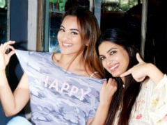 Sonakshi Sinha Joins <i>Happy Bhaag Jaegi</i>'s Team For Sequel. Posts A 'Happy' Picture