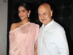 Congratulations, Anupam Kher, New FTII Chairman: Tweet Kirron Kher, Sonam Kapoor, Others
