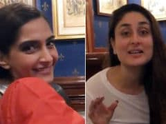 <I>Veere Di Wedding</i>: Kareena Kapoor Khan Explains Why Sonam Kapoor 'Shouldn't Eat' Dessert