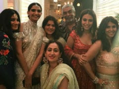 Inside Ekta Kapoor's Grand Diwali Party With Sonam Kapoor And Sara Ali Khan