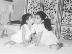 Sonam Kapoor, Sister Rhea In An Old Adorable Pic