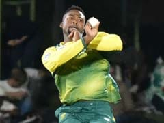 Andile Phehlukwayo Strikes Key Blow as South Africa Beat Bangladesh