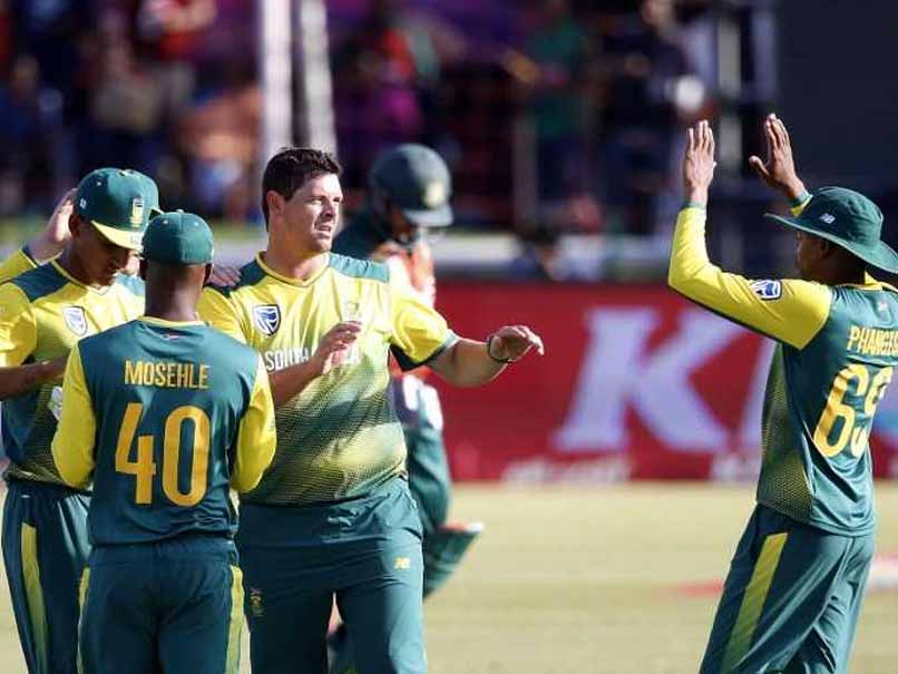 David Miller Hits Fastest T20I Century As South Africa Rout Bangladesh